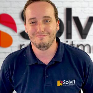 Sam Ridler Solvit Recruitment